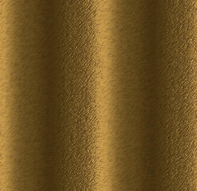 zlatá barva