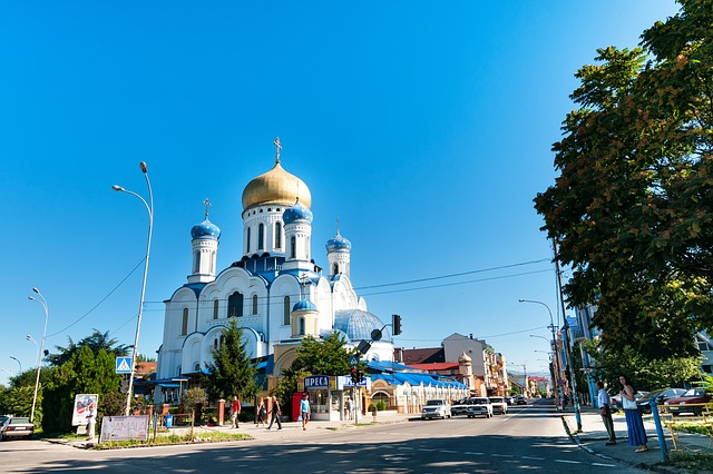 ortodoxní kostel