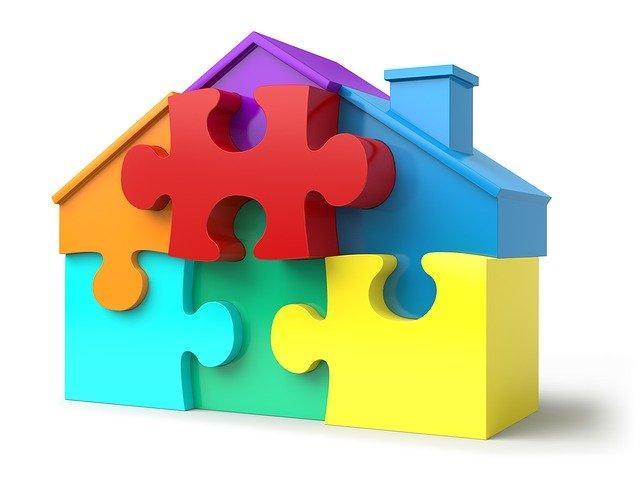stavebnice domu